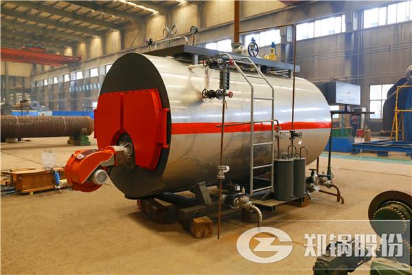 郑锅超低氮燃气锅炉