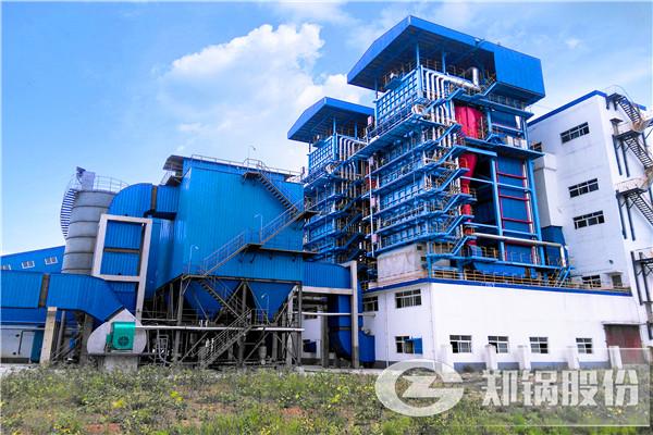 上海石化电厂锅炉全部实现超低排放