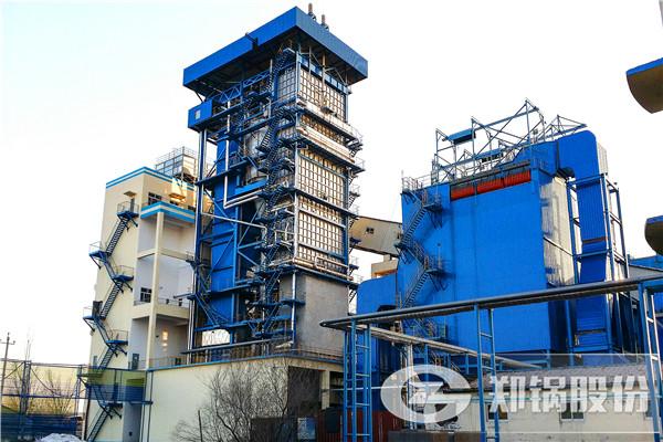 130吨高温高压循环流化床锅炉