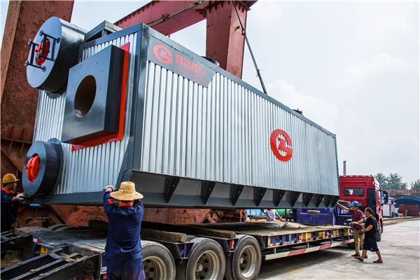 30吨SZS30-1.25/350-Y(Q)燃油燃气锅炉厂家性能参数报价