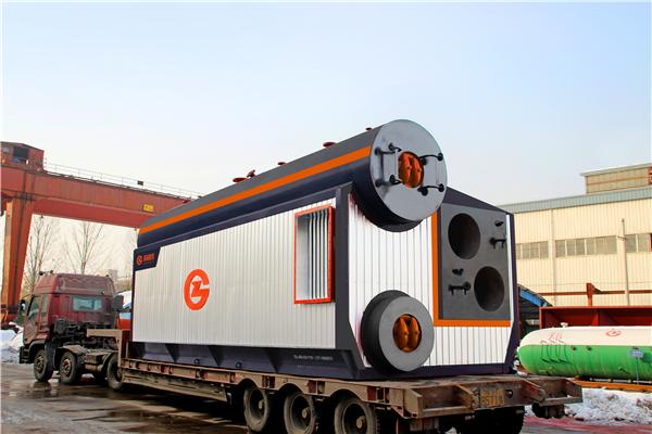 30吨SZS燃油燃气锅炉