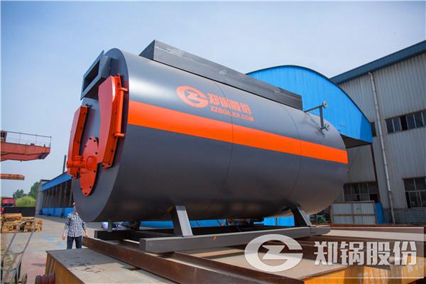 10-20吨燃油天然气锅炉