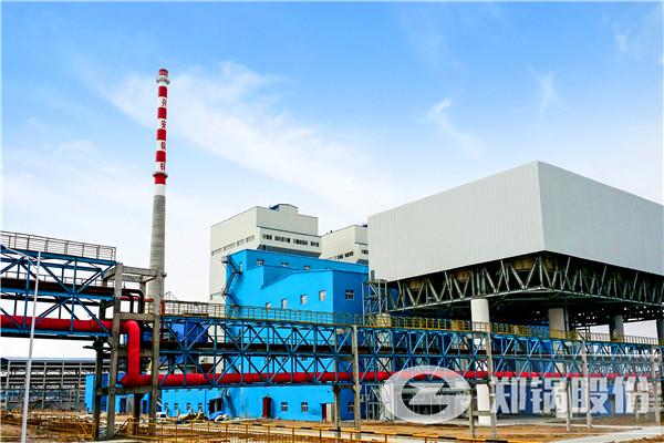 130吨循环流化床锅炉项目案例