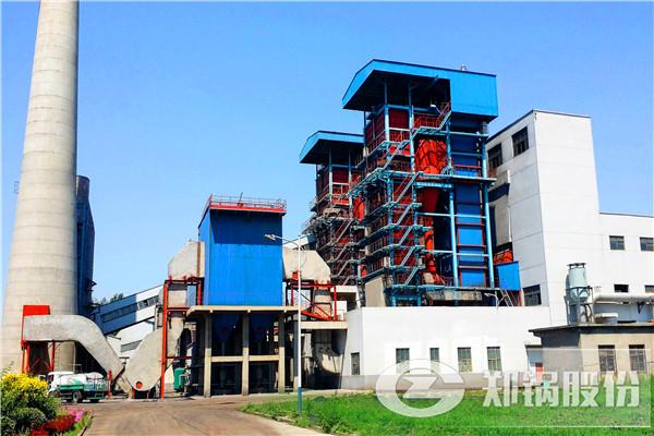SHX15-2.5-A循环流化床锅炉参数报价