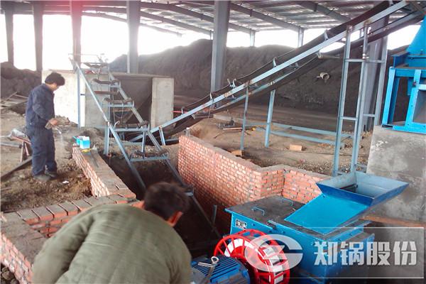 郑锅锅炉安装人员