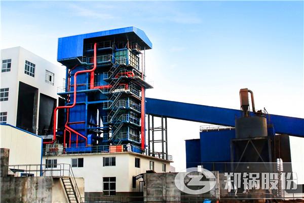 35吨流化床锅炉项目