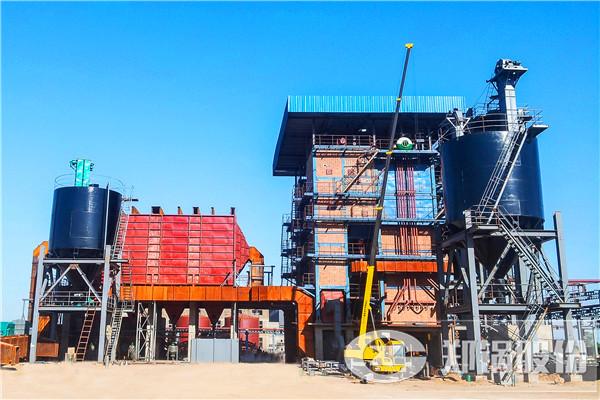 大型集中供暖流化床锅炉选型