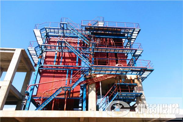 郑州锅炉厂SHF型循环流化床锅炉相关案例