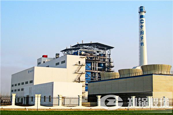 2019年130吨循环流化床锅炉项目