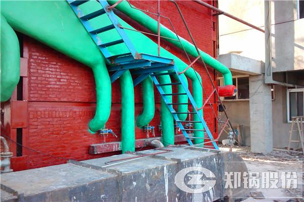 2017年内蒙古酒厂20吨SHF(SHX)循环流化床锅炉项目