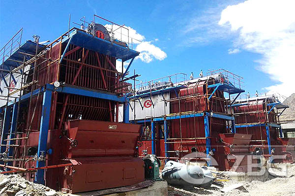35T燃煤蒸汽锅炉包括全套附机和安装价格