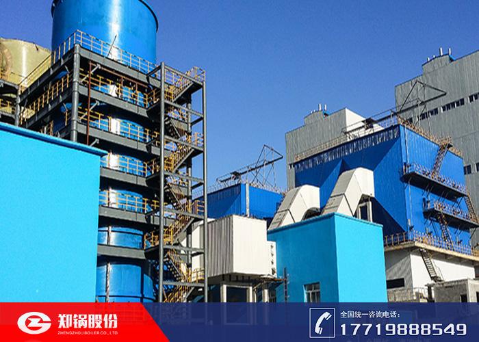 山东75吨燃煤热电联产锅炉参数及辅机参数