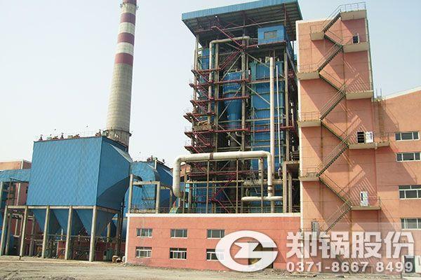 郑锅90吨循环流化床电站锅炉每小时需要多少煤,能发多少电?