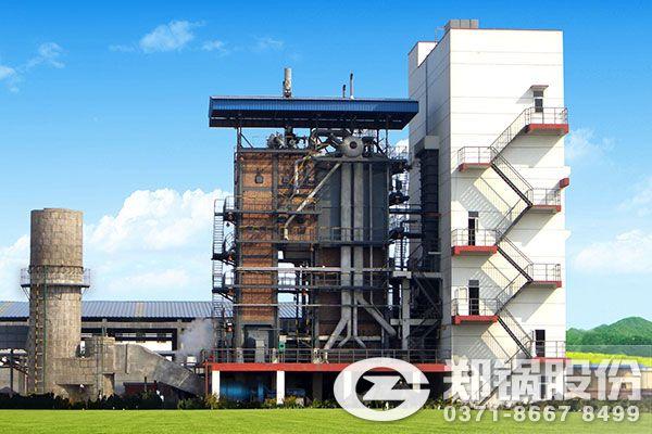 65吨高低差速循环流化床锅炉造价