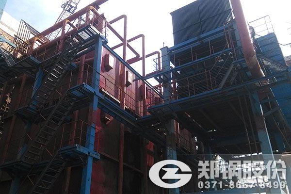 哈尔滨锅炉厂70MW燃煤热水锅炉供暖