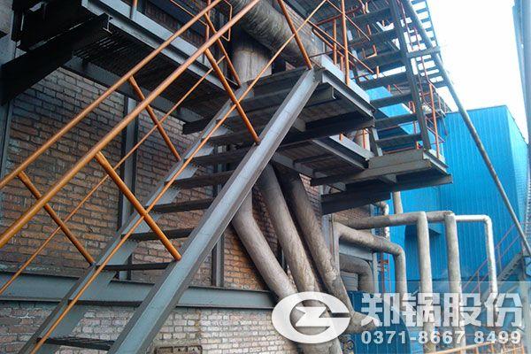 郑锅集中供暖采购29MW单锅筒强制循环高温热水锅炉