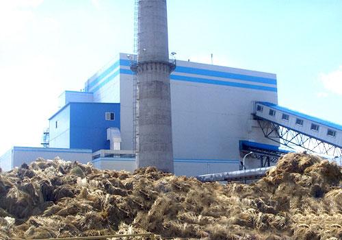 75吨秸秆生物质发电锅炉的参数价格及秸秆消耗量