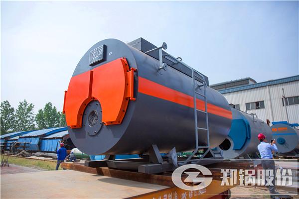 供暖面积15万平米以上用多大吨位的锅炉?