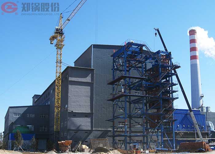75吨循环流化床电站锅炉故障解决措施