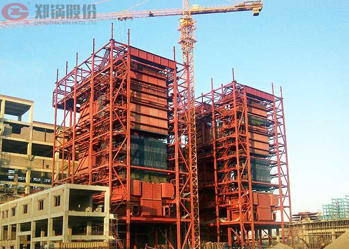 造纸厂75吨循环流化床电站锅炉运行中常见故障及解决措施