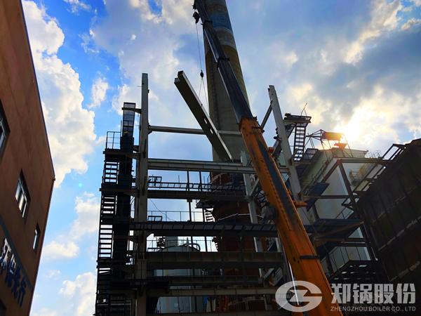 主蒸汽参数的提高对余热锅炉设备和热力系统辅机管道的影响