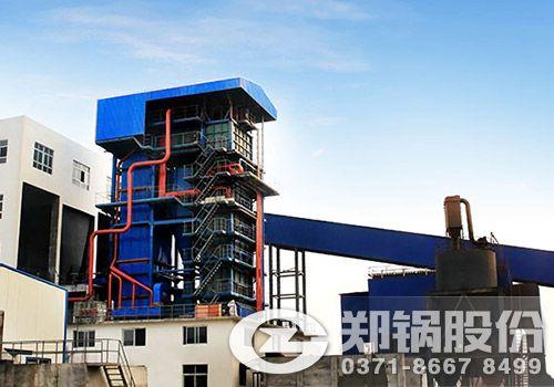 流化床生物质锅炉
