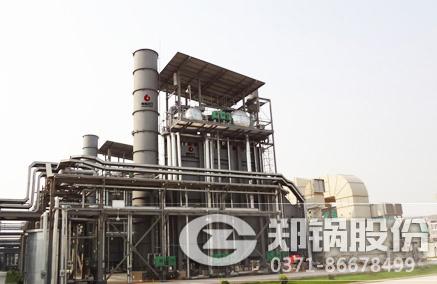 钢铁行业竖冷窑烧结余热锅炉